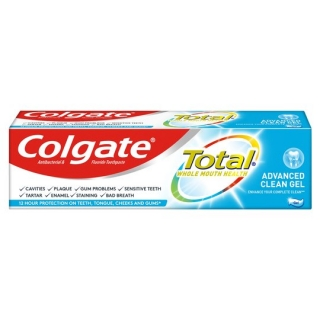 Colgate Total12 advanced clean zubná pasta 75ml
