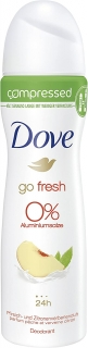 Dove Go Fresh Peach&Lemon&Verbena deodorant 75ml