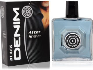 Denim Black voda po holení 100ml