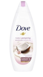 Dove Purely Pampering Coconut Milk 500ml