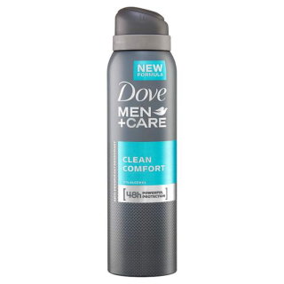 Dove Clean Comfort deodorant 150ml