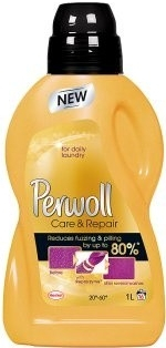 Perwoll Gold Care&Repair prací gél 900ml 15PD