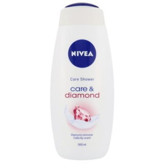 Nivea Care & Diamond sprchový gél 500ml