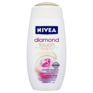 Nivea Diamond Touch sprchový gél 250ml