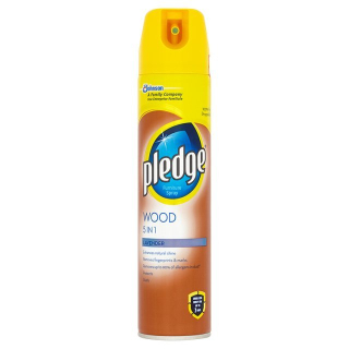 Pledge Wood Levander 250ml
