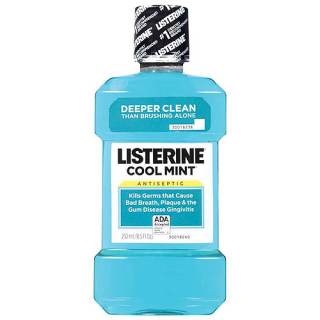 Listerine Cool Mint ústna voda 500ml