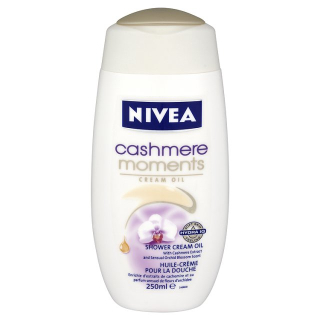 Nivea Cashmere Moments sprchový gél 250ml