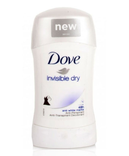 Dove Invisible Dry deostick 40ml