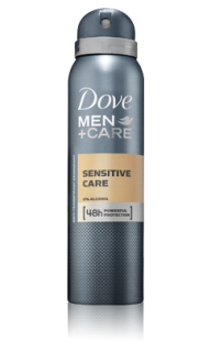 Dove Sensitive Care deodorant 150ml