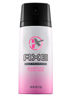 AXE Anarchy Woman deodorant 150ml